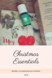 Christmas Essentials 2017! - warme en cosy Kerst - Limited Edition!_