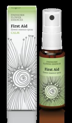 Findhorn Essences 'First aid' - eerste hulp bij stress & paniek