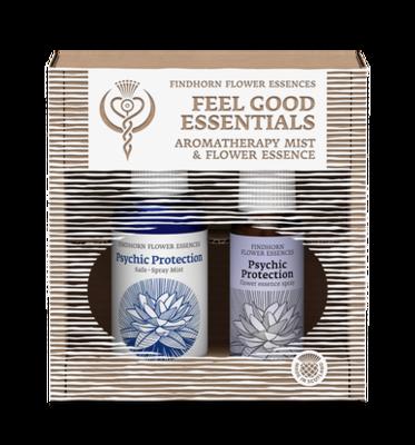 Feeling Safe bloesemspray en aromaspray - duopakket Findhorn Essences