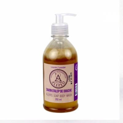 Aleppo body wash lavendel – 350 ml