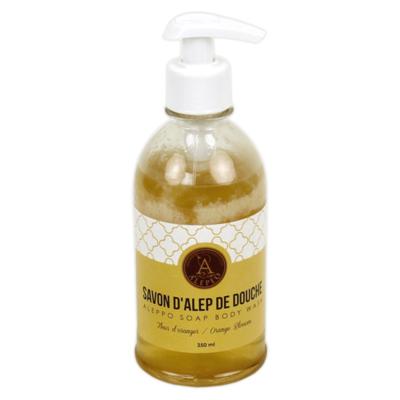 Aleppo body wash oranjebloesem – 350 ml