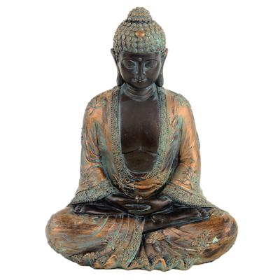 Boeddha meditatiehouding groot