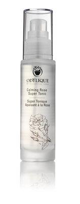 Calming Rose super tonic Odylique - verzacht meest gevoelige huid