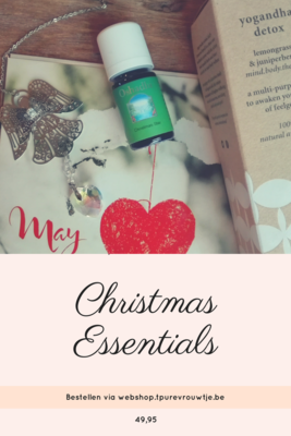 Christmas Essentials 2017! - warme en cosy Kerst - Limited Edition!