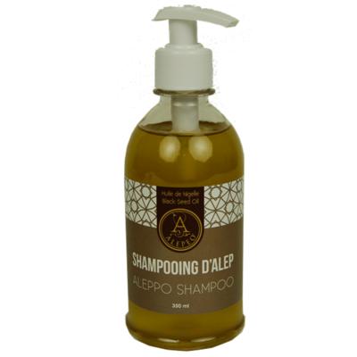 Aleppo shampoo met zwarte komijn