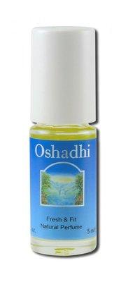 Fris & fit aromaroller Oshadhi - verzacht hoofdpijn en dipjes doorheen de dag - 5ml
