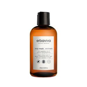 Embrace body wash Erbaviva - zintuigen prikkelen - laatste!