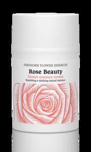 Findhorn Flower essence Rose Beauty creme - vernieuwing en ontspanning