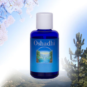 Harmonie bad & doucheolie Oshadhi - voor hooggevoelige personen en kinderen