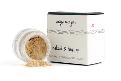 Eye shadow Uoga Uoga – 100% vegan - acht tinten