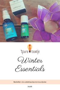 Winter Essentials 2017 - cosy de winter in!